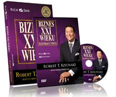 Biznes XXI wieku - książka + DVD