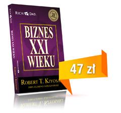 Książka Biznes XXI wieku